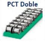 Guía cadena PCT Doble