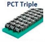 Guía cadena PCT Triple
