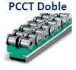 Guía cadena PCCT Doble